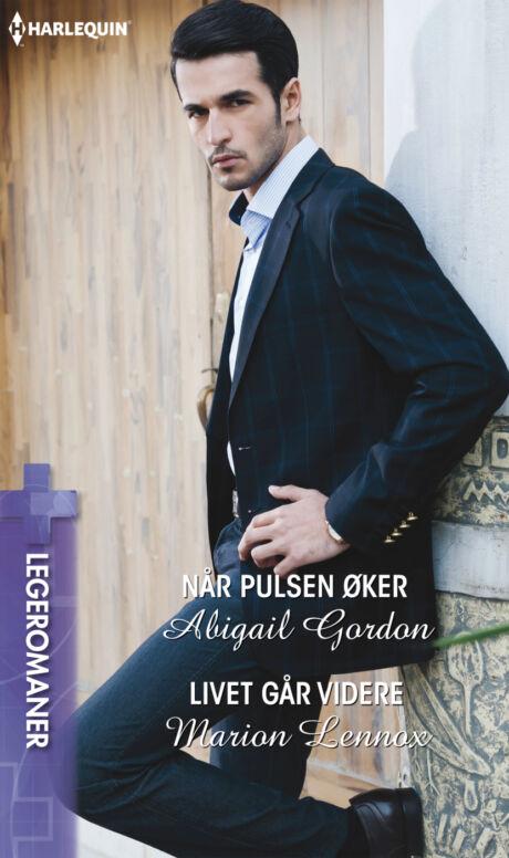 Harpercollins Nordic Når pulsen øker/Livet går videre - ebook
