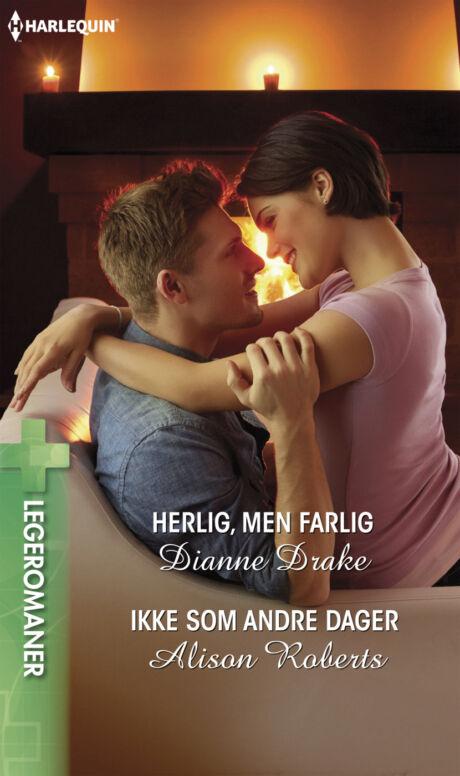 Harpercollins Nordic Herlig, men farlig/Ikke som andre dager - ebook