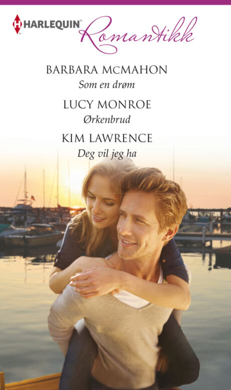 Harpercollins Nordic Som en drøm/Ørkenbrud/Deg vil jeg ha - ebook