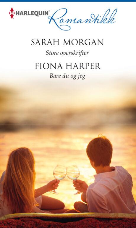 Harpercollins Nordic Store overskrifter/Bare du og jeg - ebook