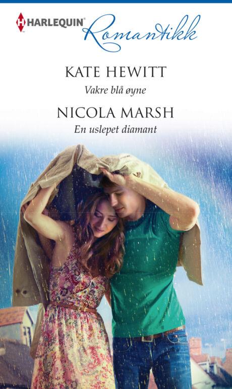 Harpercollins Nordic Vakre blå øyne/En uslepet diamant - ebook