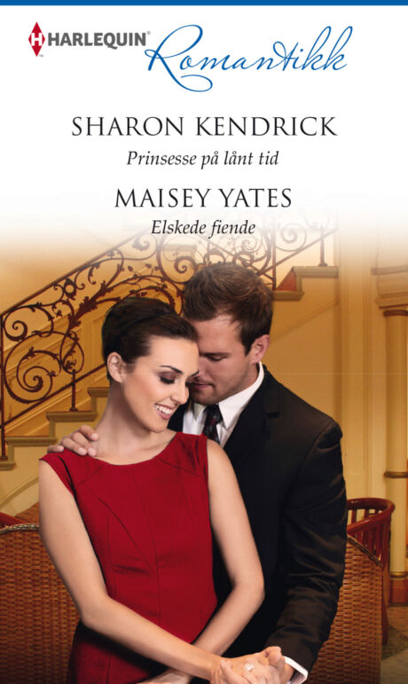 Harpercollins Nordic Prinsesse på lånt tid/Elskede fiende - ebook