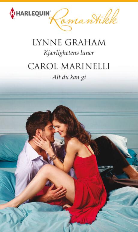 Harpercollins Nordic Kjærlighetens luner/Alt du kan gi - ebook