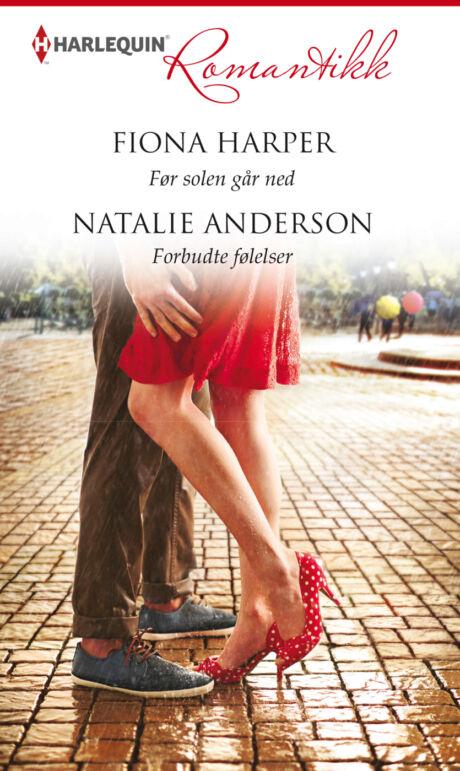 Harpercollins Nordic Før solen går ned/Forbudte følelser - ebook