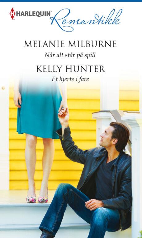 Harpercollins Nordic Når alt står på spill/Et hjerte i fare - ebook