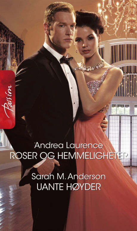 Harpercollins Nordic Roser og hemmeligheter/Uante høyder - ebook