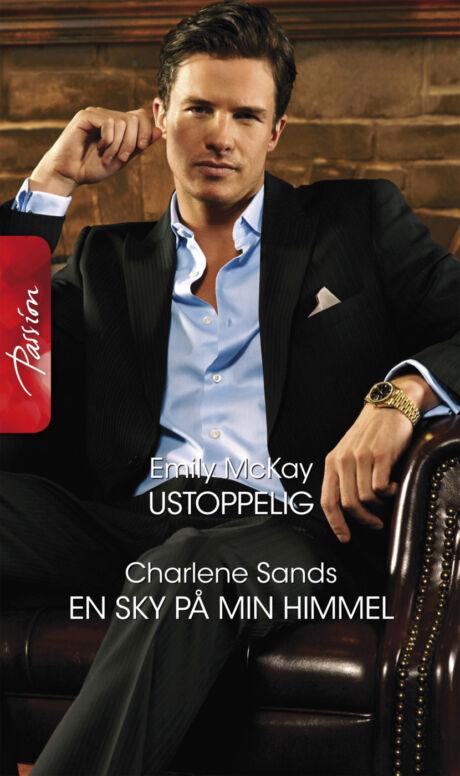 Harpercollins Nordic Ustoppelig/En sky på min himmel - ebook
