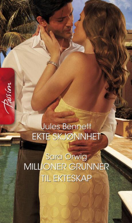 Harpercollins Nordic Ekte skjønnhet/Millioner grunner til ekteskap - ebook