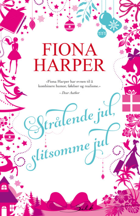 Harpercollins Nordic Strålende jul, slitsomme jul - ebook