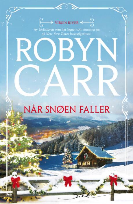 Harpercollins Nordic Når snøen faller - ebook