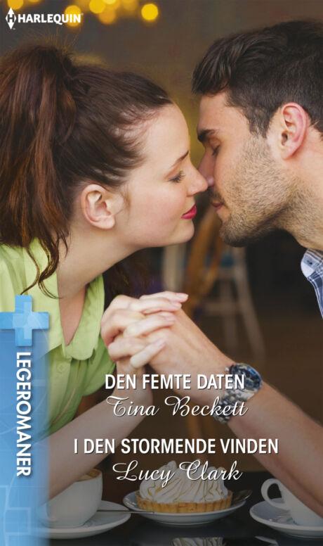 Harpercollins Nordic Den femte daten/I den stormende vinden - ebook