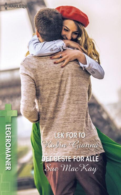 Harpercollins Nordic Lek for to/Det beste for alle - ebook