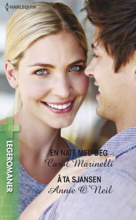 Harpercollins Nordic En natt med deg/Å ta sjansen  - ebook