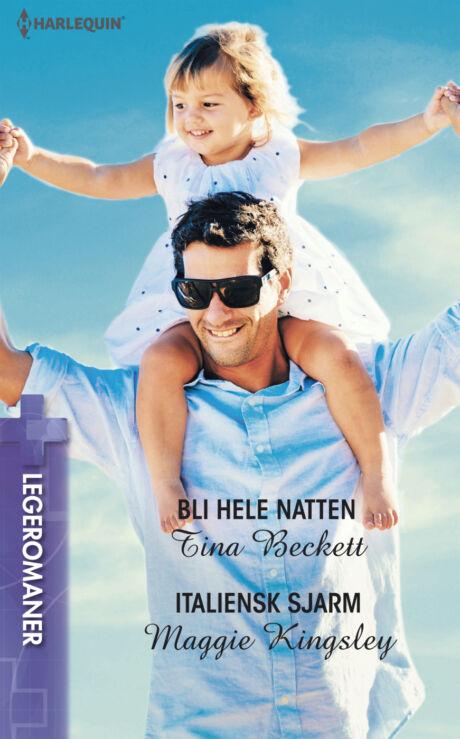 Harpercollins Nordic Bli hele natten/Italiensk sjarm - ebook