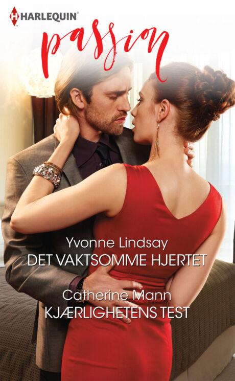 Harpercollins Nordic Det vaktsomme hjertet/Kjærlighetens test - ebook