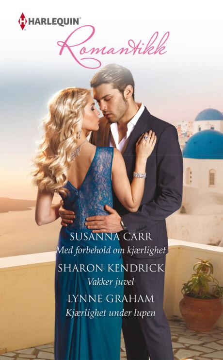 Harpercollins Nordic Med forbehold om kjærlighet/Vakker juvel/Kjærlighet under lupen - ebook