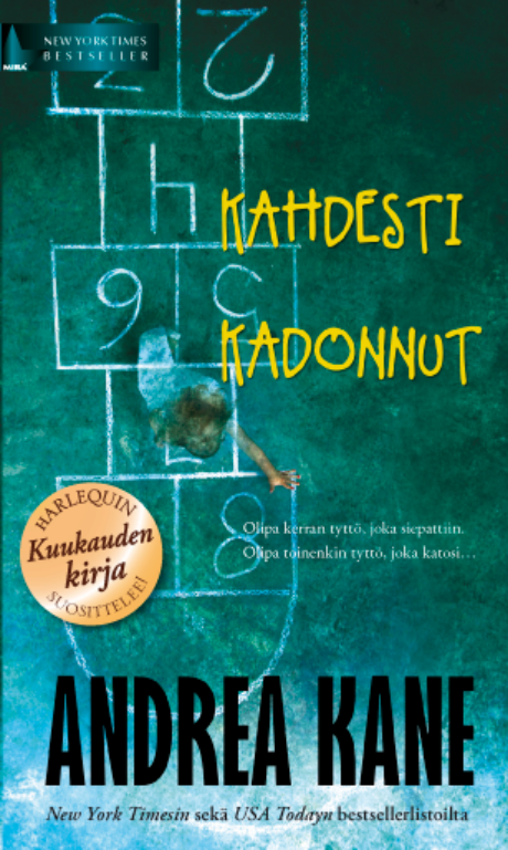 Harpercollins Nordic Kahdesti kadonnut - ebook