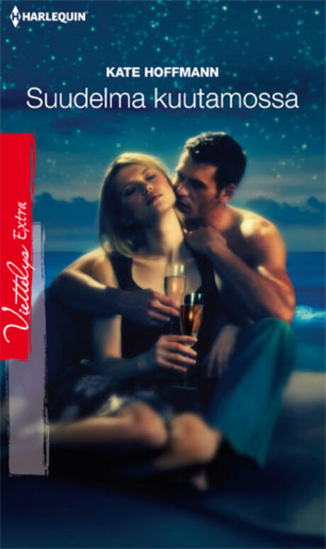 Harpercollins Nordic Suudelma kuutamossa - ebook