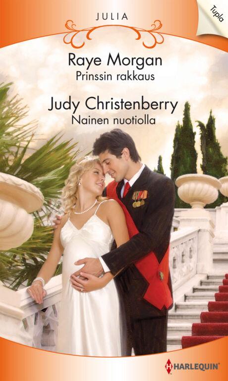 Harpercollins Nordic Prinssin rakkaus/Nainen nuotiolla - ebook
