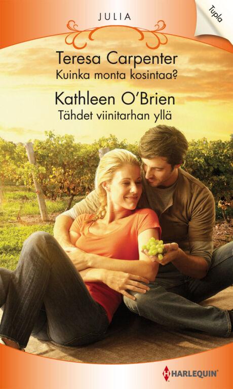 Harpercollins Nordic Kuinka monta kosintaa?/Tähdet viinitarhan yllä - ebook