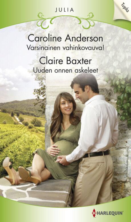 Harpercollins Nordic Varsinainen vahinkovauva!/Uuden onnen askeleet - ebook