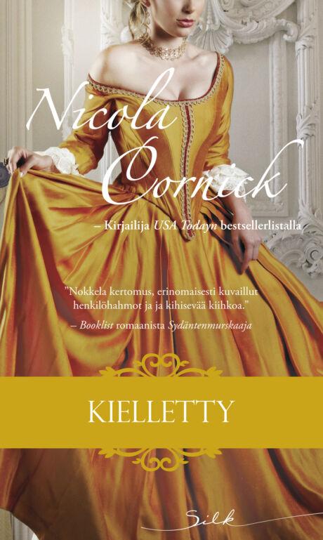 Harpercollins Nordic Kielletty - ebook