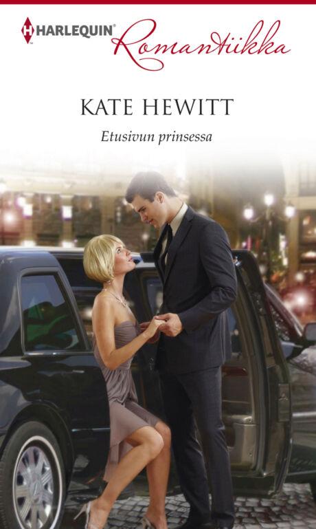 Harpercollins Nordic Etusivun prinsessa - ebook
