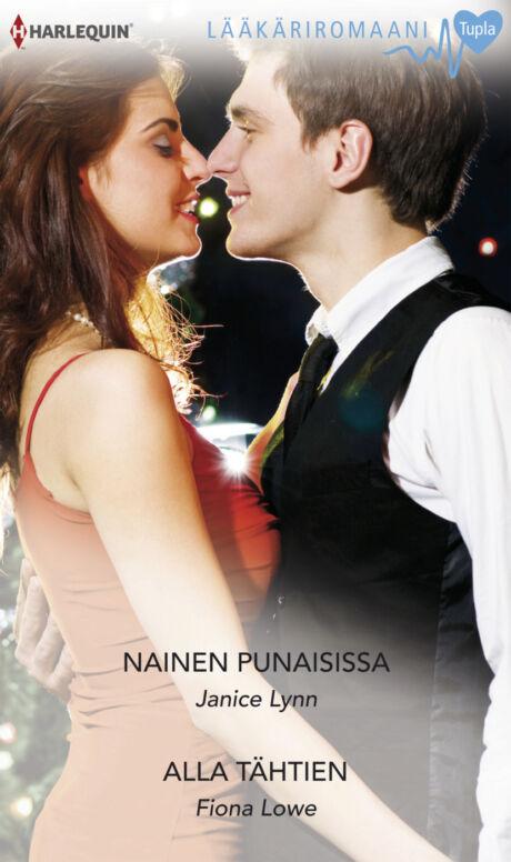 Harpercollins Nordic Nainen punaisissa/Alla tähtien - ebook