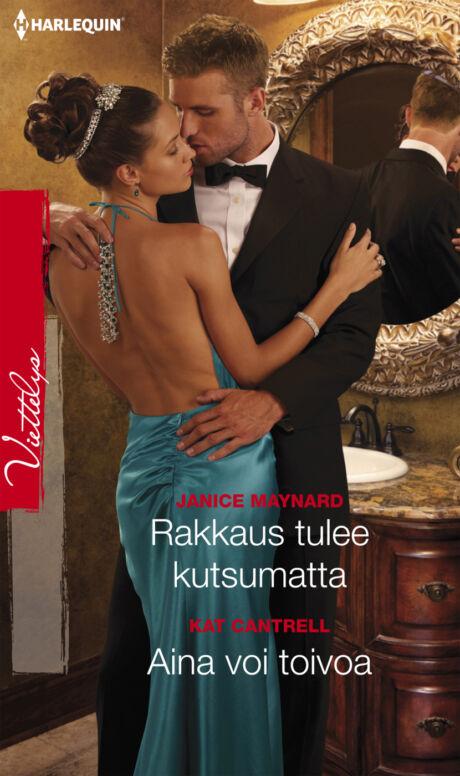 Harpercollins Nordic Rakkaus tulee kutsumatta/Aina voi toivoa - ebook