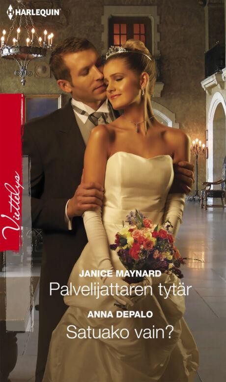 Harpercollins Nordic Palvelijattaren tytär/Satuako vain? - ebook