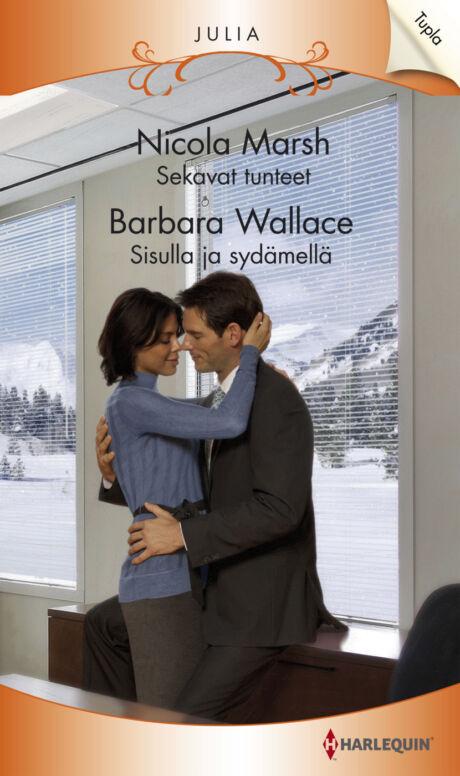Harpercollins Nordic Sekavat tunteet/Sisulla ja sydämellä - ebook