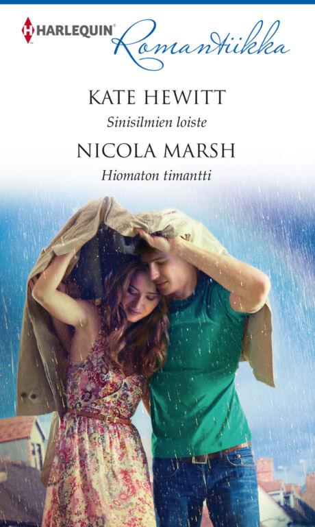 Harpercollins Nordic Sinisilmien loiste/Hiomaton timantti - ebook
