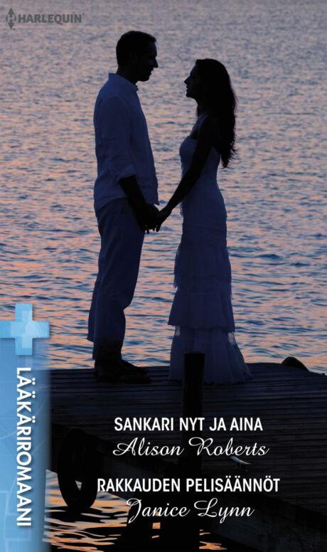 Harpercollins Nordic Sankari nyt ja aina/Rakkauden pelisäännöt - ebook