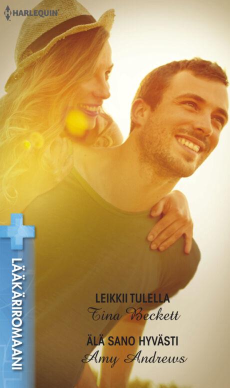 Harpercollins Nordic Leikkii tulella/Älä sano hyvästi - ebook