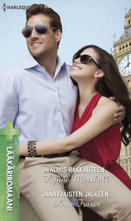 Harpercollins Nordic Valmis rakkauteen/Jäähyväisten jälkeen - ebook
