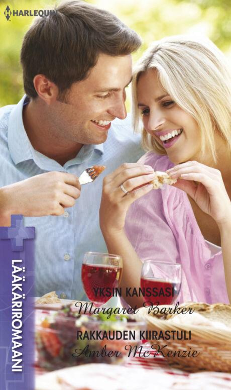 Harpercollins Nordic Yksin kanssasi/Rakkauden kiirastuli - ebook