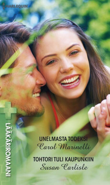 Harpercollins Nordic Unelmasta todeksi/Tohtori tuli kaupunkiin - ebook