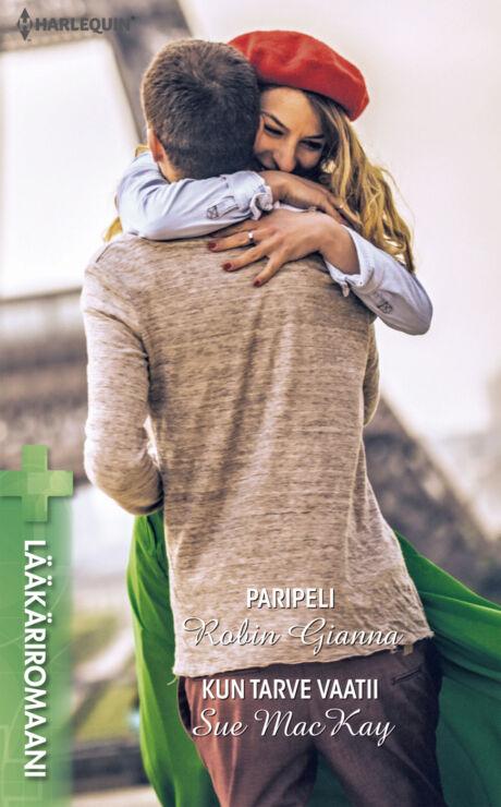 Harpercollins Nordic Paripeli/Kun tarve vaatii - ebook