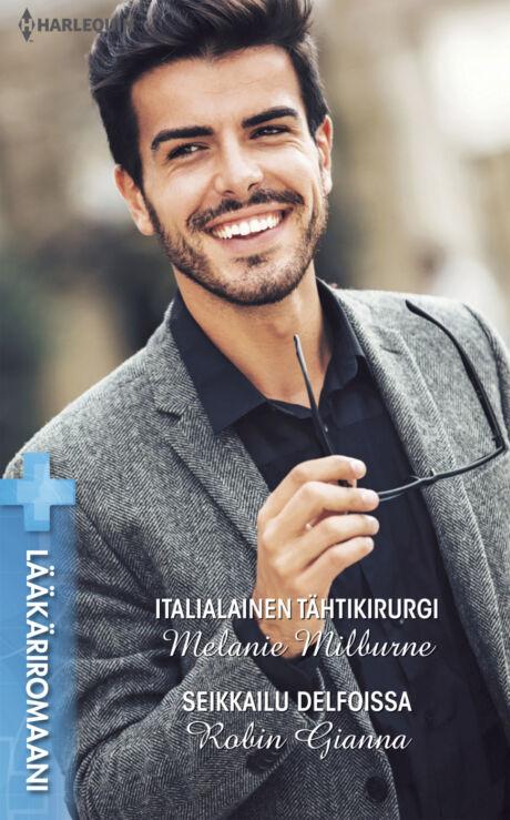 Harpercollins Nordic Italialainen tähtikirurgi/Seikkailu Delfoissa - ebook