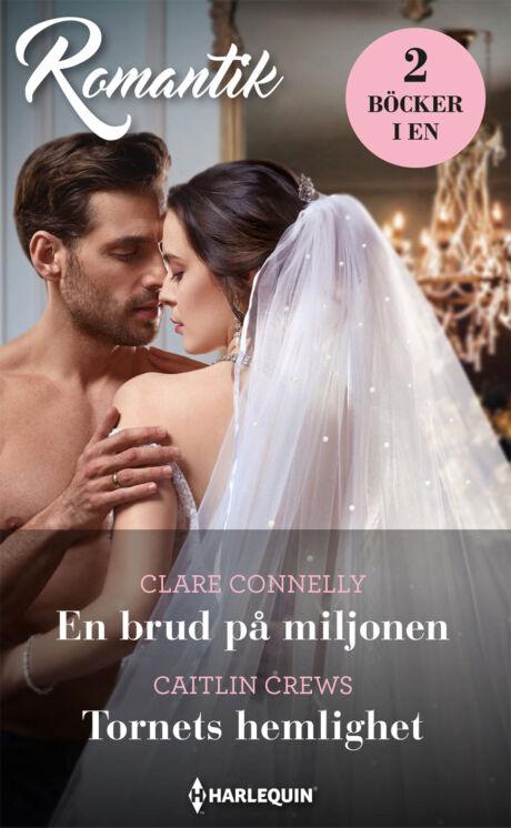 Harpercollins Nordic En brud på miljonen/Tornets hemlighet