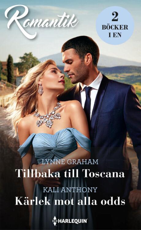 Harpercollins Nordic Tillbaka till Toscana/Kärlek mot alla odds