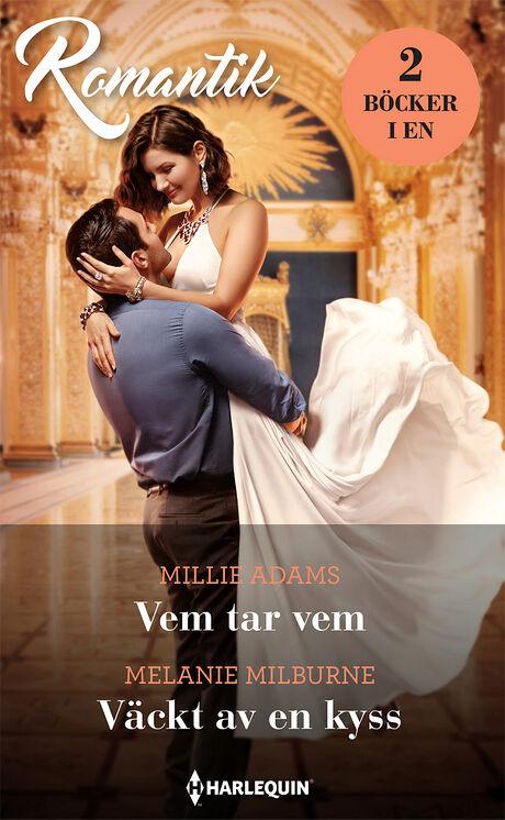 Harpercollins Nordic Vem tar vem/Väckt av en kyss