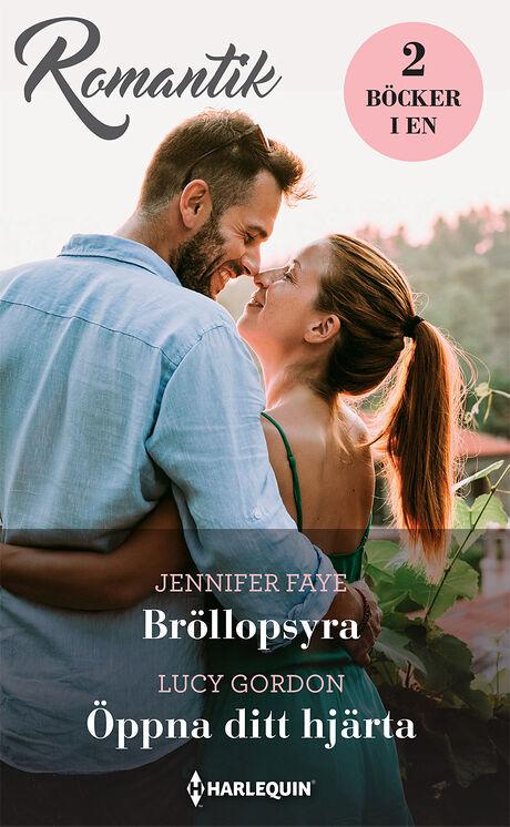 Harpercollins Nordic Bröllopsyra/Öppna ditt hjärta