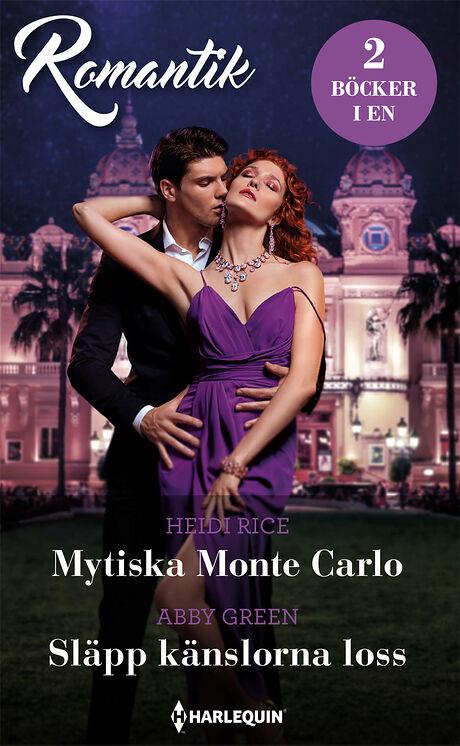 Harpercollins Nordic Mytiska Monte Carlo/Släpp känslorna loss
