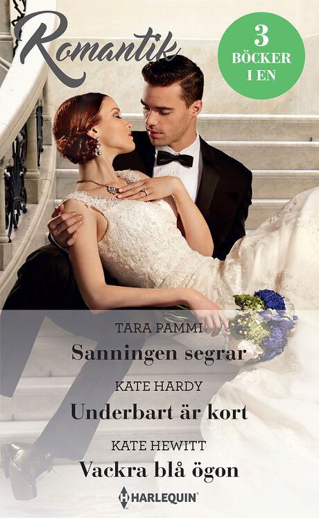 Harpercollins Nordic Sanningen segrar/Underbart är kort/Vackra blå ögon
