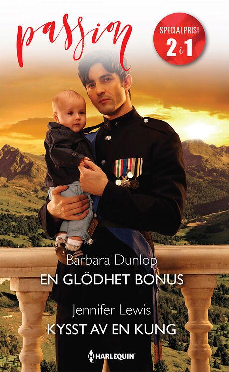 Harpercollins Nordic En glödhet bonus/Kysst av en kung