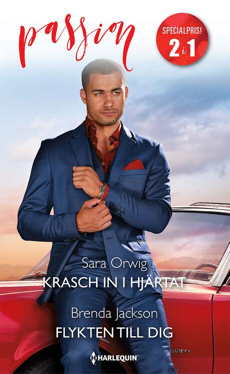 Harpercollins Nordic Krasch in i hjärtat/Flykten till dig