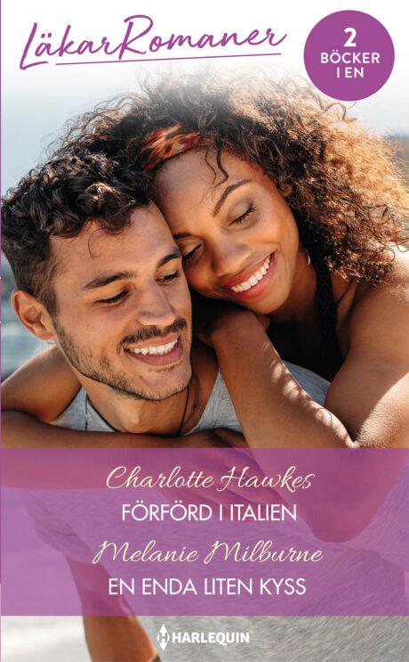 Harpercollins Nordic Förförd i Italien/En enda liten kyss