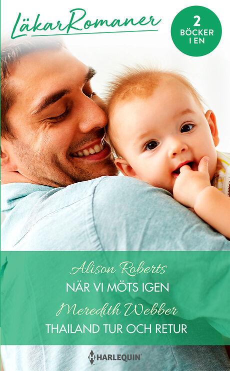 Harpercollins Nordic När vi möts igen/Thailand tur och retur