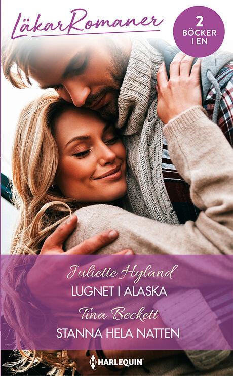 Harpercollins Nordic Lugnet i Alaska/Stanna hela natten